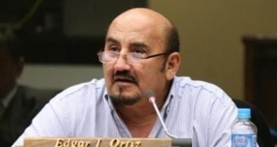 Ya es un tema cerrado, a no ser que Marito 'haga alguna macanada', afirma legislador