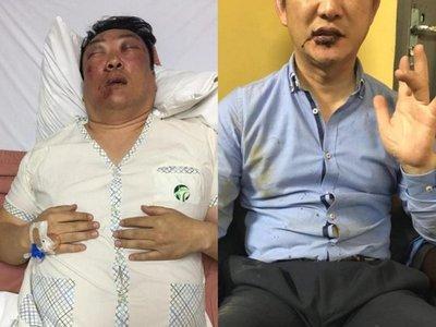 Encuentro en iglesia coreana terminó a trompadas y tiros
