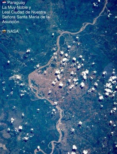 Estación Espacial Internacional podrá ser vista en Paraguay este lunes