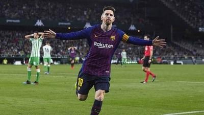 HOY / Messi entre los diez candidatos al trofeo Puskas al mejor gol