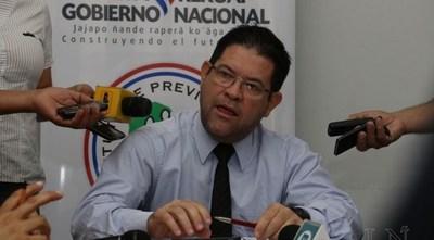 ABDO REMUEVE DEL CARGO AL TITULAR DEL IPS Y A LOS CONSEJEROS