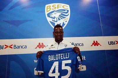 "Balotelli busca ser ""Súper Mario"" en su Brescia"