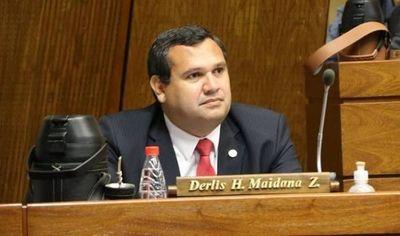 Maidana niega pedido de cambio de ministros para apoyar a Mario Abdo