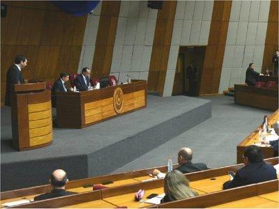 Caso Itaipú: Fabián Cáceres pone en duda trabajo de comisión bicameral