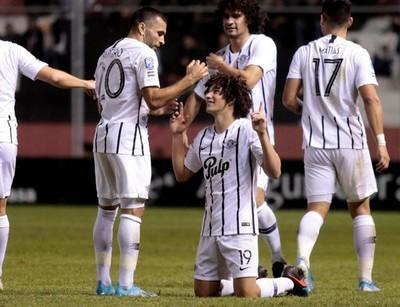 Iván Franco anota el mejor gol de la fecha