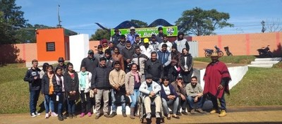 Comunidades de Caaguazú tendrán su Plan de Adaptación al Cambio Climático