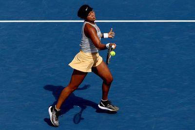 Naomi Osaka sigue en la cima