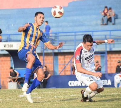 Semana de Copa Paraguay con cinco partidos