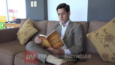 """""""LOS SECRETOS DEL MILLONARIO DIGITAL"""" LIBRO DE ESCRITOR PARAGUAYO ES UN ÉXITO EN AMAZON"""