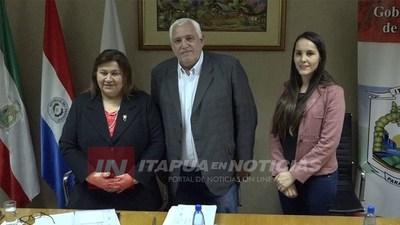 ERSSAN ENTREGA INFORME SOBRE PRESTACIÓN Y POTABILIDAD DE AGUA EN ITAPÚA