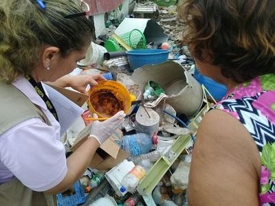 Salud Pública insiste en eliminar los criaderos del Aedes Aegypti