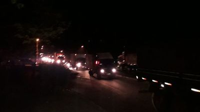 Tomateros liberan Ruta 2 tras casi 10 horas de bloqueo