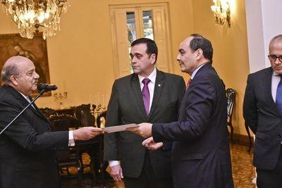 Brasil otorga beneplácito a nominación de nuevo embajador paraguayo