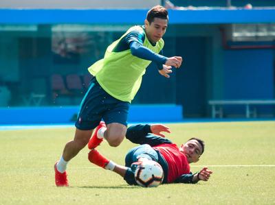 Cerro recupera a Óscar Ruíz, pero pierde a Cáceres