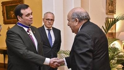 HOY / Brasil da su beneplácito a la designación de Delgadillo como nuevo embajador