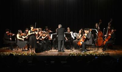 "Orquesta juvenil del CCPA presenta ""Cool Music"""