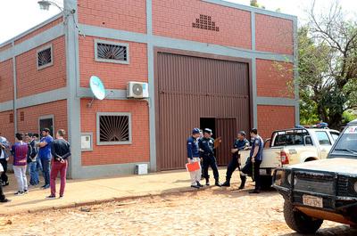 Asaltantes roban G. 85 millones y celulares de una empresa de logística y transporte