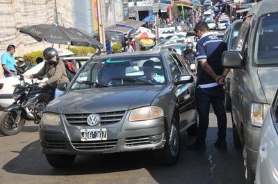 Director de Transporte de CDE justifica control irregular de personal a su cargo