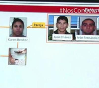 Sexting: Así extorsionaban desde Tacumbú