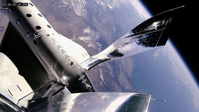 """Virgin Galactic desvela en EE.UU. el  """"primer puerto espacial""""  comercial"""