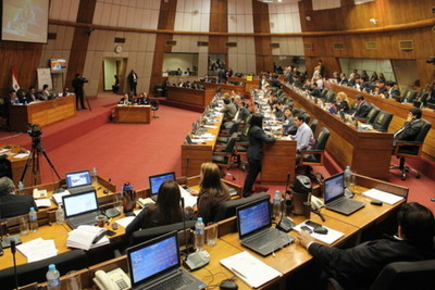 La Cámara de Diputados rechazó el juicio político contra Mario Abdo