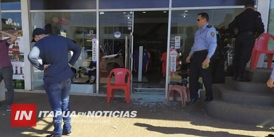 JOVEN SE SUICIDA EN EL CIRCUITO COMERCIAL DE ENCARNACIÓN