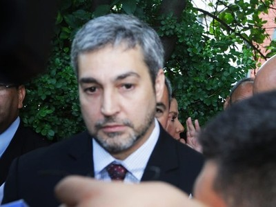 Mario Abdo se pronunció tras rechazo de juicio político: 'estos días nos dejan una gran enseñanza'