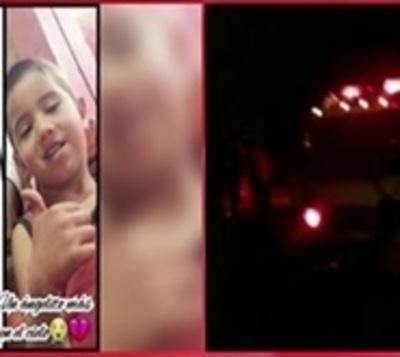 Niño de 4 años fallece tras caer a pozo ciego