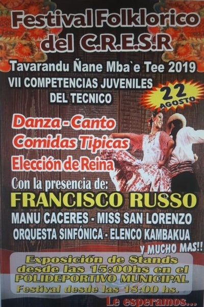 "Colegio Saturio Ríos: Preparan VII Competencias Juveniles ""Tava Randu Ñande mba'e  Tee"""