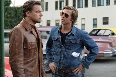 """Tarantino y un Hollywood que no es """" de color rosa"""""""