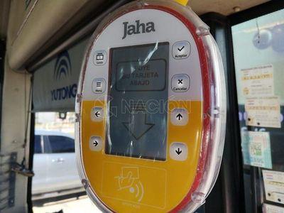 Billetaje electrónico en 400 buses desde segunda quincena de octubre