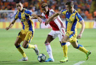 El Ajax no pasa del empate en Nicosia