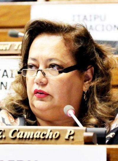 """Juicio Político """"Basta ya de dejar a los pillos sueltos"""", dice diputada Camacho sobre acta bilateral"""