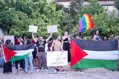 """En Palestina prohíben actos de la comunidad LGBT por """"infringir los principios y valores de la sociedad"""""""