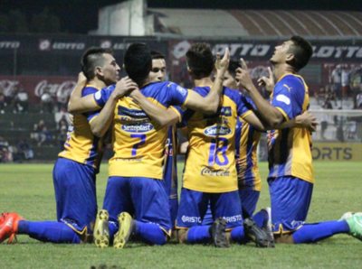 Sportivo Luqueño anota su nombre en los octavos de Copa Paraguay