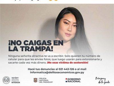 """""""Ninguna señorita atractiva te va a escribir"""", campaña contra el sexting desata burlas"""