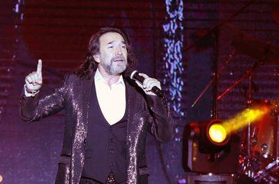 Marco Antonio Solís vuelve a Paraguay, en noviembre