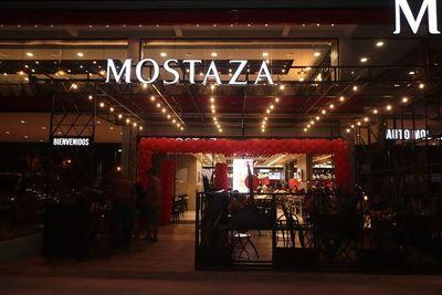 Mostaza inauguró su quinto local