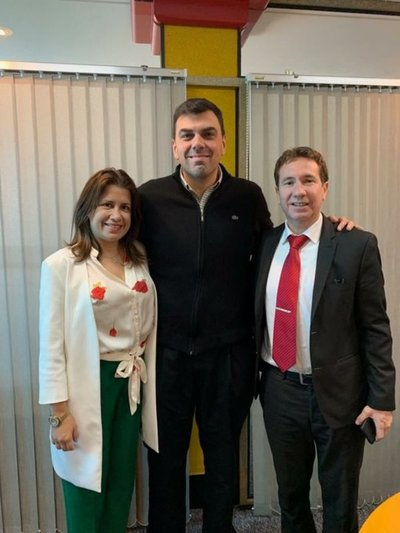 Proyecto de rehabilitación del Ministerio de Justicia contará con apoyo del Club Olimpia