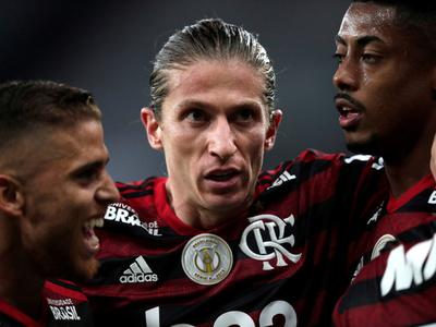El Maracaná acoge el primer cruce entre Flamengo e Internacional