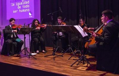 La Sinfónica Nacional este jueves en el Centro Regional de Educación de San Lorenzo
