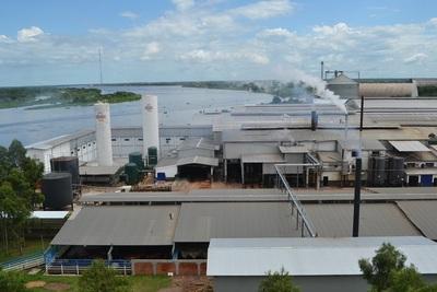 Resultado de imagen para Recuperan carne robada en el Chaco FRIGORIFICO CONCEPCION PY