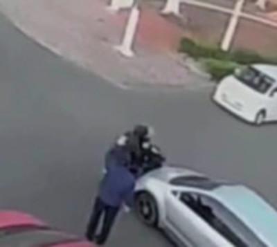 Motociclistas son chocados en narices de PMT