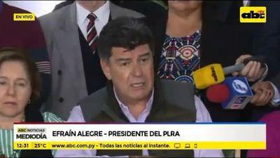 Anuncian más protestas para destituir a Abdo y Velázquez