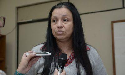Yolanda Pareces renuncia a su cargo como directora de RR.HH. de la comuna de CDE