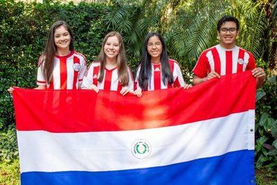 Paraguay dice presente en la Olimpiada de Matemáticas del Cono Sur 2019
