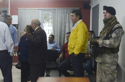 Otorgan libertad ambulatoria a taxistas