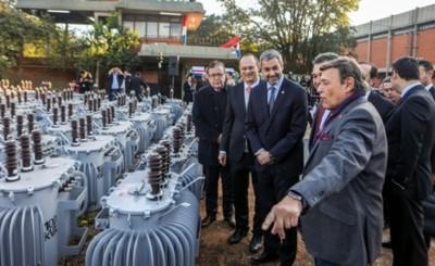 Itaipu entrega 2.000 transformadores a la ANDE