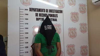 Supuesto caso de feminicidio en Ñemby
