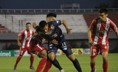 HOY / La suerte se pone del lado del Trico y avanza en la Copa Paraguay